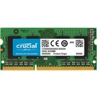 Crucial 8GB (1 x 8 GB) DDR3 SDRAM Memory Module - For Notebook - 8 GB (1 x 8 GB) - DDR3-1600/PC3-12800 DDR3 SDRAM - CL11 - 1.35 V - Non-ECC - Unbuffered - 204-pin - SoDIMM