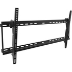 "Lorell Wall Mount for TV - Black - 42"" to 90"" Screen Support - 68.04 kg Load Capacity"