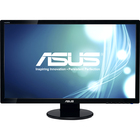 "Asus VE278H 27"" Full HD LED LCD Monitor - 16:9 - Black - 1920 x 1080 - 16.7 Million Colors - 300 cd/m² - 2 ms - 75 Hz Refresh Rate - 2 Speaker(s) - HDMI - VGA"