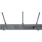 Cisco 892FSP Gigabit Ethernet Security Router with SFP - 9 Ports - Management Port - 1 Slots - Gigabit Ethernet - Desktop