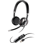 Plantronics Blackwire C720-M Headset - Stereo - USB - Wired/Wireless - Bluetooth - Over-the-head - Binaural - Semi-open - Noise Cancelling Microphone