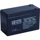 eReplacements UB1270 Battery Unit - 7000 mAh - 12 V DC - Sealed Lead Acid (SLA)