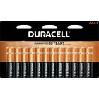 Duracell Coppertop Alkaline AA Batteries - For Multipurpose - AA - 1.5 V DC - Alkaline - 24 / Pack