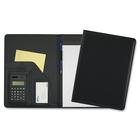 Hilroy Classic Pad Folio - Black - 1 Each