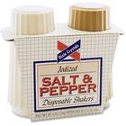 Dixie Crystals Salt & Pepper Shakers Set - 113.4 g Salt, 42.5 g Pepper - 1/Pack
