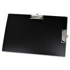 "Duraply ""STAY CLEAN"" Clipboards - Polypropylene - Black - 1 Each"