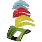"Kensington Comfort Wrist Rest - 5.33"" (135.38 mm) Dimension - Black, Blue, Red, Green, Yellow - Polyurethane, Foam"