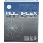 Multiplex Laser Print Copy & Multipurpose Paper - 98 Bright - Letter - 5000/Carton - White