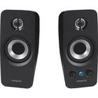 Creative T15 2.0 Bluetooth Speaker System - 32.8 ft - Bluetooth
