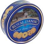 Campbell's Kelsen Group Danish Butter Cookies - Resealable Box - Butter - 340.2 g - 1 Each