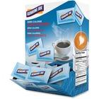 Genuine Joe Aspartame Zero Calorie Sweetener Packs - 1 g - Artificial Sweetener - 400/Box