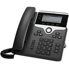 Cisco 7821 IP Phone - Wall Mountable - 2 x Total Line - VoIP - Caller ID - SpeakerphoneUser Connect License - 2 x Network (RJ-45) - PoE Ports - Monochrome