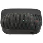 Logitech P710e Mobile Speakerphone - USB - Headphone - Black