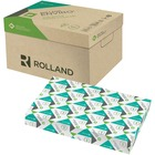 """Rolland Enviro100 Laser Recycled Paper - 100% Recycled - 89% Opacity - Ledger/Tabloid - 11"""" x 17"""" - 20 lb Basis Weight - Smooth - 500 / Ream - White"""