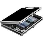 Vaultz Storage Clipboard - Black - 1 Each