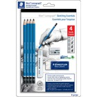 Staedtler Mars Lumograph Sketching Pencil - 6B, 4B, 3B, 2B Lead - 8 / Pack
