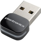 Plantronics BT300 Bluetooth 2.0 - Bluetooth Adapter for Headset - USB 2.0 - 2.40 GHz ISM - 33 ft Indoor Range - External
