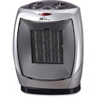 Royal Sovereign Compact Oscillating Ceramic Heater - HCE-160 - Ceramic - Electric - 750 W to 1.50 kW - 2 x Heat Settings - Portable, Desk, Floor