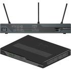 Cisco 891F Gigabit Ethernet Security Router with SFP - 11 Ports - Management Port - 1 Slots - Gigabit Ethernet - Desktop