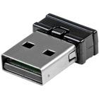 StarTech.com Mini USB Bluetooth 4.0 Adapter - 10m (33ft) Class 2 EDR Wireless Dongle - Add Bluetooth 4.0 capabilities to a laptop or desktop computer through USB - Mini USB Bluetooth 4.0 Adapter - 10m (33ft) Class 2 EDR Wireless Dongle - USB Bluetooth Don