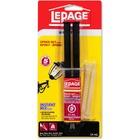LePage Instant Mix Speed Set Epoxy - 14 mL - 1 Each - Amber