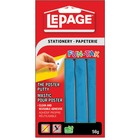 LePage Fun-Tak Reusable Adhesive - Reusable, Long Lasting, Non-toxic, Moisture Resistant - 1 Pack - Blue