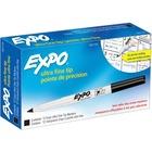 Expo Ultra Fine Point Dry Erase Markers - Ultra Fine Marker Point - 12 / Dozen