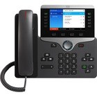 Cisco 8841 IP Phone - Wall Mountable - VoIP - Caller ID - SpeakerphoneUnified Communications Manager, Unified Communications Manager Express, User Connect License - 2 x Network (RJ-45) - PoE Ports