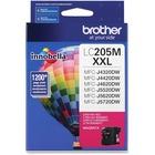 Brother Innobella LC205MS Original Ink Cartridge - Magenta - Inkjet - Super High Yield - 1200 Pages - 1 Pack