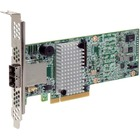 Intel RAID Controller RS3SC008 - 12Gb/s SAS - PCI Express 3.0 x8 - Plug-in Card - RAID Supported - 0, 1, 5, 10, 50, 60, 6 RAID Level - 8 Total SAS Port(s) - 8 SAS Port(s) External