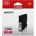 Canon PGI-2200 Original Ink Cartridge - Inkjet - Standard Yield - 700 Pages - Magenta - 1 / Pack