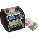 Royal Sovereign Professional Bill Counter - 300 Bill Capacity - Counts 1400 bills/min - Black