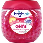 Bright Air Scent Gems Odor Eliminator - Beads - 283.5 g - Island Nectar, Pineapple - 45 Day - 1 Each