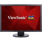 "Viewsonic VG2438Sm 24"" WUXGA LED LCD Monitor - 16:10 - Black - 1920 x 1200 - 16.7 Million Colors - 250 cd/m² - 5 ms - 75 Hz Refresh Rate - 2 Speaker(s) - DVI - VGA - DisplayPort"