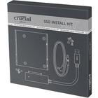 "Crucial Drive Bay Adapter for 3.5"" Internal/External - 1 x 2.5"" Bay"