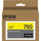 Epson UltraChrome HD Original Ink Cartridge - Inkjet - Standard Yield - Yellow - 1 Each