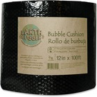 "Earth Hugger High-Quality Bubble Cushion - 12"" (304.80 mm) Width x 100 ft (30480 mm) Length - 0.2"" Bubble Size - Cushioned, Environmentally Friendly, Perforated, Easy Tear - Plastic"