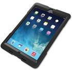 Kensington BlackBelt 1st Degree iPad Air Case - For Apple iPad Air Tablet - Texture - Black - Rubberized - Drop Resistant, Scratch Resistant, Slip Resistant, Shock Absorbing, Bump Resistant - Rubber