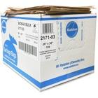 "Biosak 2100 Series Compostable Brown Trash Bags - 26"" (660.40 mm) Width x 36"" (914.40 mm) Length - Brown - 125/Carton - Industrial, Food Waste, Commercial"