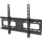 """Manhattan 424752 Wall Mount for Flat Panel Display, TV - Black - 1 Display(s) Supported - 37"""" to 70"""" Screen Support - 74.84 kg Load Capacity"""