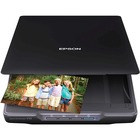 Epson Perfection V39 Flatbed Scanner - 4800 dpi Optical - 48-bit Color - 16-bit Grayscale - USB