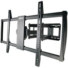 """Tripp Lite DWM60100XX Wall Mount for Flat Panel Display - Black - 1 Display(s) Supported - 60"""" to 100"""" Screen Support - 125 kg Load Capacity"""