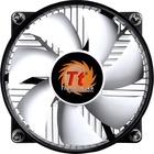 Thermaltake Gravity i2 Cooling Fan/Heatsink - 1 x 92 mm - 1 x 31.3 CFM - 21.3 dB(A) Noise - 3-pin - Socket H3 LGA-1150, Socket H2 LGA-1155, Socket H LGA-1156 Compatible Processor Socket - Aluminum - Retail - 4.6 Year Life