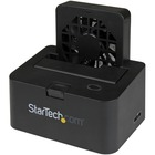 StarTech.com External docking station for 2.5in or 3.5in SATA III hard drives - eSATA or USB 3.0 with UASP - for Hard Drive - USB 3.0, eSATA - 2 x USB Ports - 2 x USB 3.0 - eSATA - Docking
