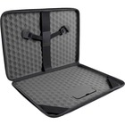 "Belkin Air Protect Carrying Case (Sleeve) for 14"" Notebook - Black - Shock Absorbing, Damage Resistant Interior, Drop Resistant Interior, Tear Resistant, Wear Resistant - Shoulder Strap, Handle - 9.50"" (241.30 mm) Height x 7.10"" (180.34 mm) Width"