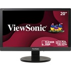 "Viewsonic Value VA2055Sm 20"" Full HD LED LCD Monitor - 16:9 - 1920 x 1080 - 16.7 Million Colors - 250 cd/m² - 25 ms - DVI - VGA"