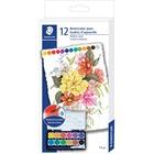 Staedtler Noris Club Activity Paint Kit - 12 / Set - Assorted