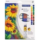 Staedtler 8500 Acrylic Paints - 12 mL - 24 / Set