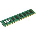Crucial 8GB (1 x 8 GB) DDR3 SDRAM Memory Module - For Desktop PC - 8 GB (1 x 8 GB) - DDR3-1600/PC3-12800 DDR3 SDRAM - CL11 - 1.35 V - Non-ECC - Unbuffered - 240-pin - DIMM