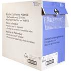 "Sparco Dispenser Carton Bubble Cushioning - 12"" (304.80 mm) Width x 175 ft (53340 mm) Length - 0.2"" Bubble Size - Dispenser, Flexible, Lightweight - Polyethylene - Clear"